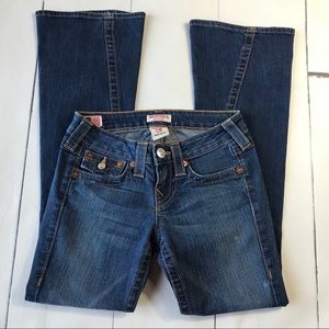 True religion jeans size 24